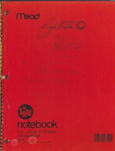 cobain-journals