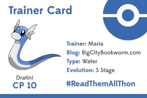 Trainer Card - Pokemon Readathon - Start-01
